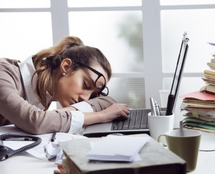 Adrenal Fatigue can leave you dragged down all the time