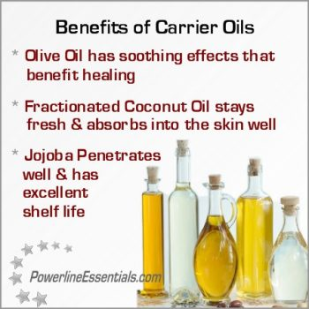 Benefits of Carrier Oils