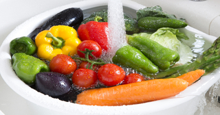Recipe for Vegetable & Fruit Wash