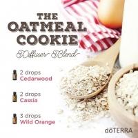 Oatmeal cookie blend