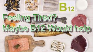 B12 to Help your Energy