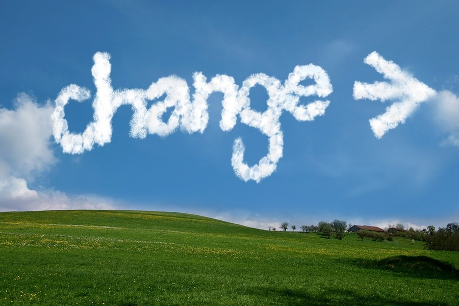 change written by clouds