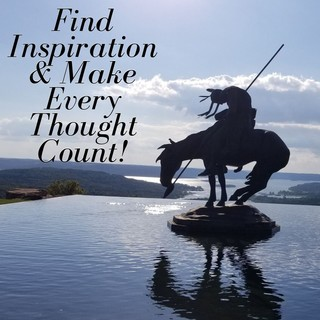 Find Inspiration & Make Every Thought Count