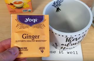 Ginger Supports Health Digestion