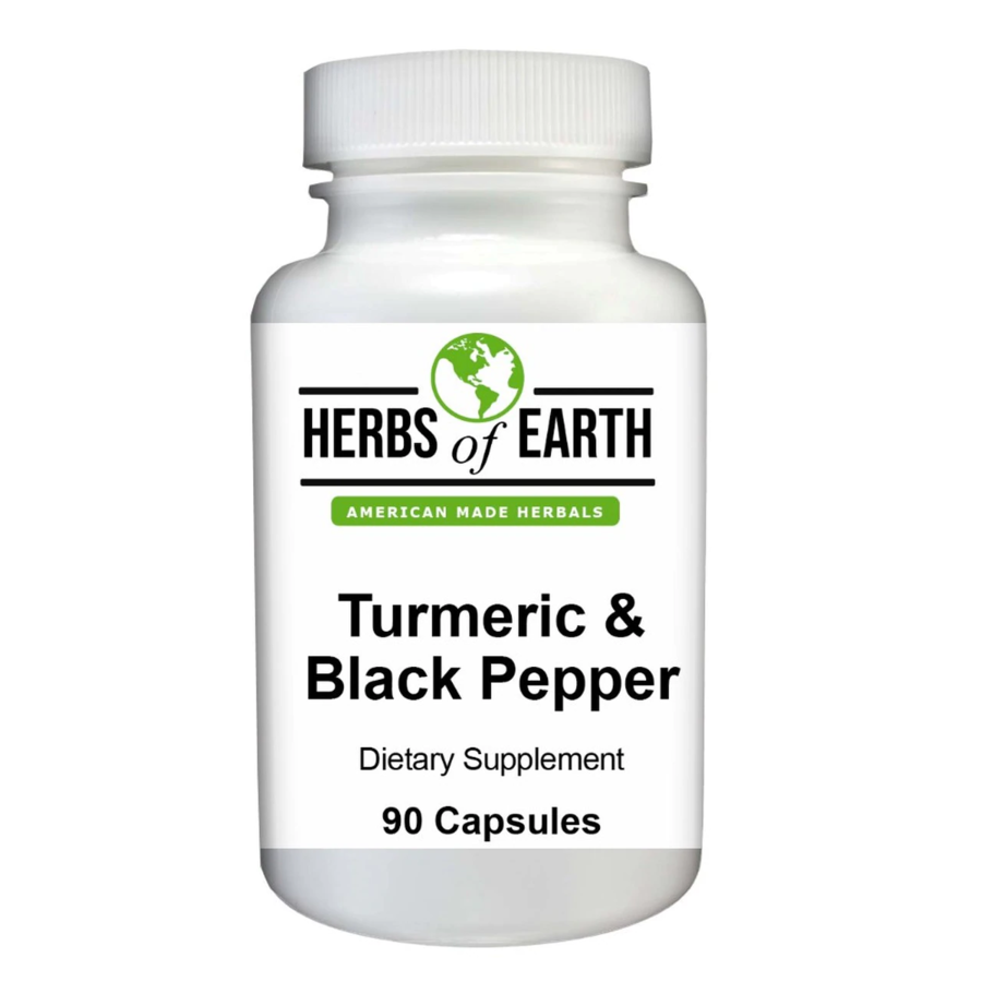 Herbs of Earth Turmeric & Black Pepper