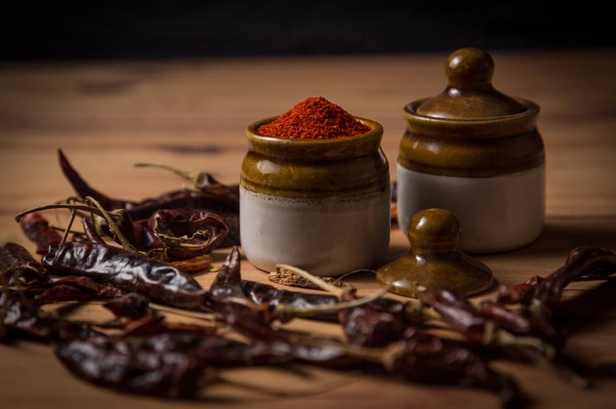 Paprika, Goji Berries, Tobacco & Cayenne Pepper are also in the Nightshade family