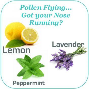 Pollen Flying - Got your nose running?