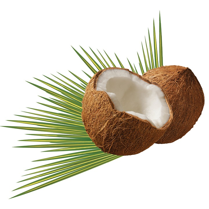 Coconut Oil helps with blood sugar control.
