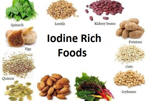 The Benefits of Iodine – Essentially YOURS